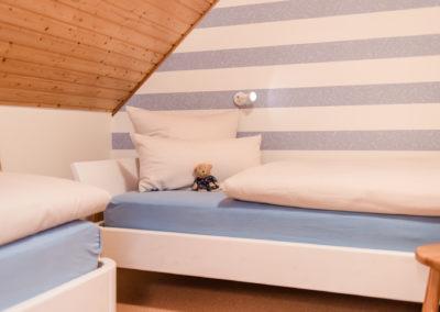 Kleines Schlafzimmer Ferienhaus