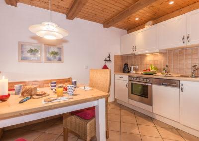 Küchenbereich Ferienhaus