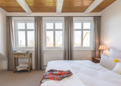 Großes Schlafzimmer Ferienwohnung 3