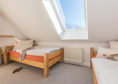 Kleines Schlafzimmer Ferienwohnung 3